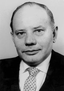 Theodor Blank(Bundeswehrfoto)