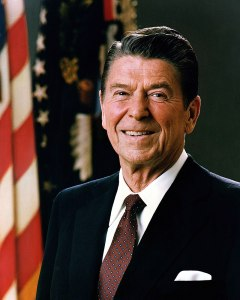 Ronald Reagan (1981)