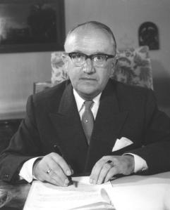 Walter Hallstein 1957